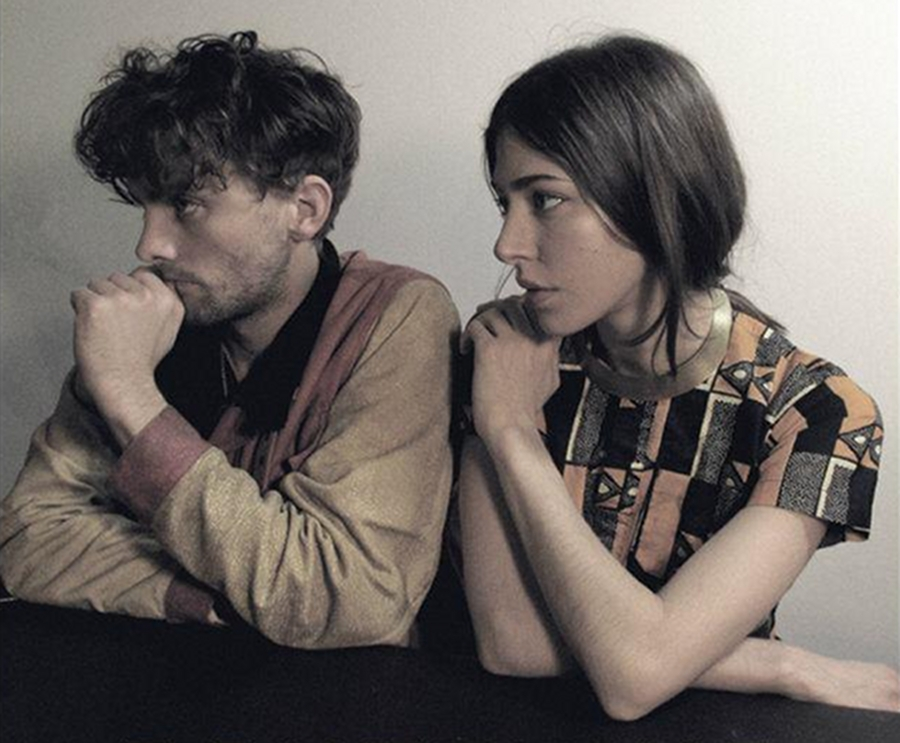 Chairlift : The Social Network