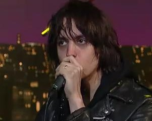 The Strokes / Taken For A Fool – 3/23 Letterman