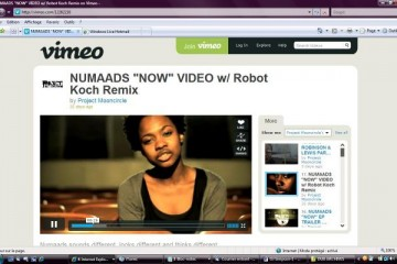 Numaads w/ Robot Koch Remix / Now