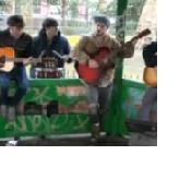 Black Lips / I'll be with you [acoustic] – Bandstand Busking