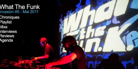 WHAT THE FUNK : RETOUR VERS LE FUTUR