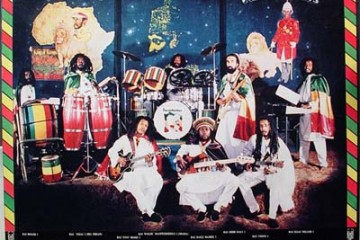 The Rastafarians…1981