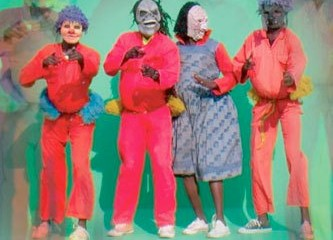 Shangaan Electro / New wave Dance Music From South Africa