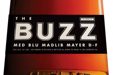 MED + Blu + Mayer Hawthorne + Madlib = « The Buzz »