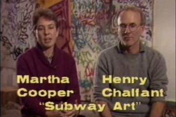 Martha Cooper and Henry Chalfant – Archives