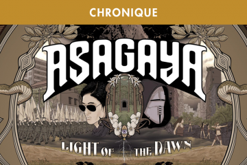 LIGHT OF THE DAWN : LA SAGA WESTERN DU SAMOURAI ASAGAYA