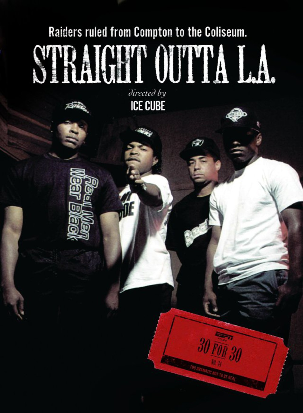 STRAIGHT OUTTA L.A. : TELL IT LIKE IT IS