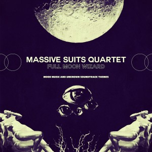 MASSIVE SUITS QUARTET