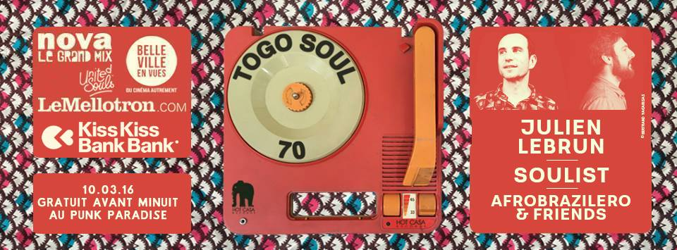 TogoSoul70_party