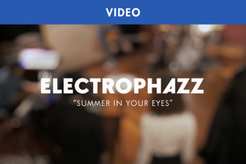 ELECTROPHAZZ : SUMMER IN YOUR EYES