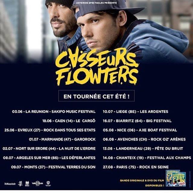 CasseursFlowters_Summer2016