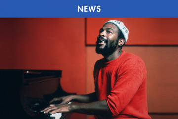UN DOCUMENTAIRE OFFICIEL SUR MARVIN GAYE EN 2017