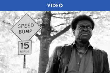 CHARLES BRADLEY IS BACK HOME AND IT'S GOOD