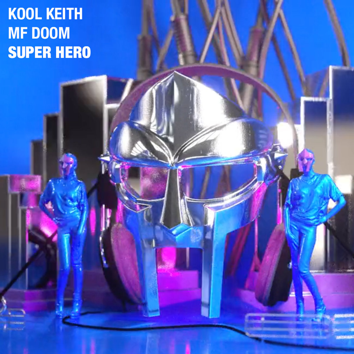 KOOL KEITH (FEAT. MF DOOM) : SUPER HERO (FREE DOWNLOAD)