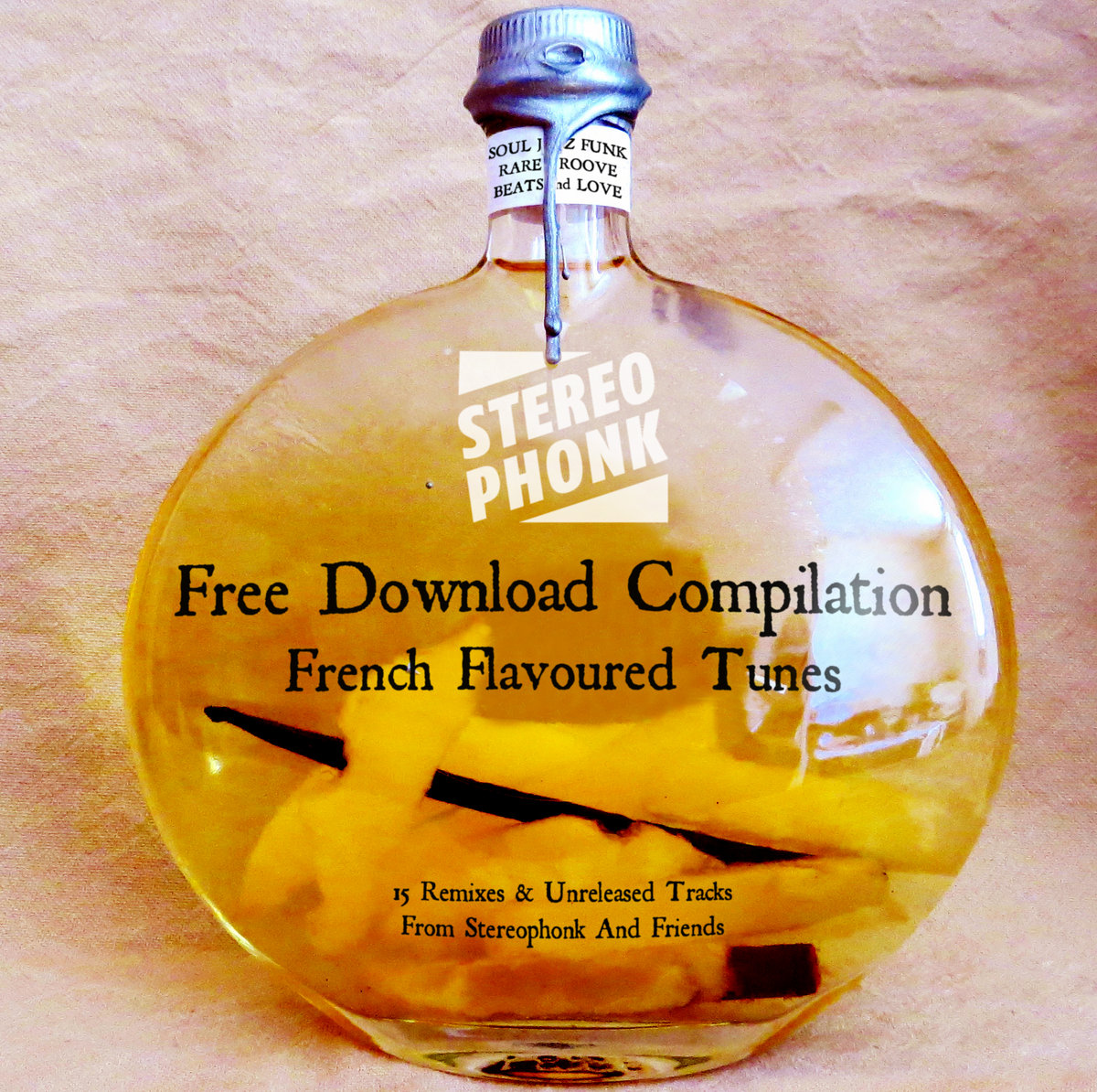 STEREOPHONK : FRENCH FLAVOURED TUNES (FREE DOWNLOAD)