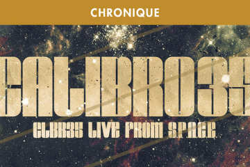 CALIBRO 35 : CLBR 35 LIVE FROM S.P.A.C.E.