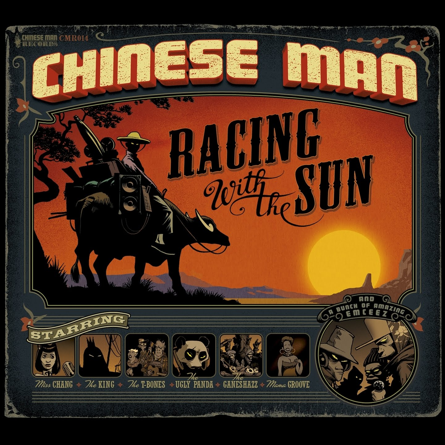 LES CHINESE MAN OFFRENT « RACING WITH THE SUN » EN FREE DOWNLOAD