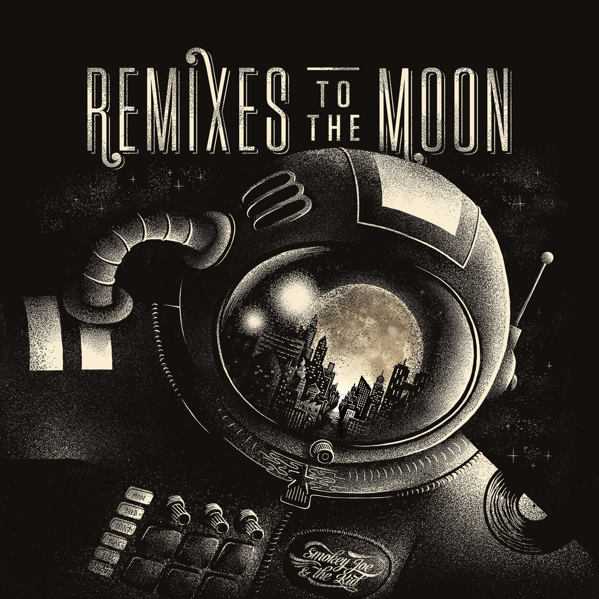 SMOKEY JOE & THE KID : LES REMIXES DE « RUNNING TO THE MOON » (FREE DOWNLOAD)