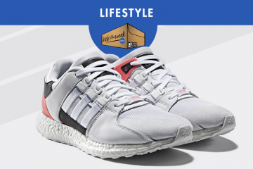 KICK OF THE WEEK #31 : ADIDAS EQT SUPPORT ULTRA WHITE TURBO