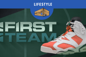 KICK OF THE WEEK #45 : AIR JORDAN 6 GATORADE