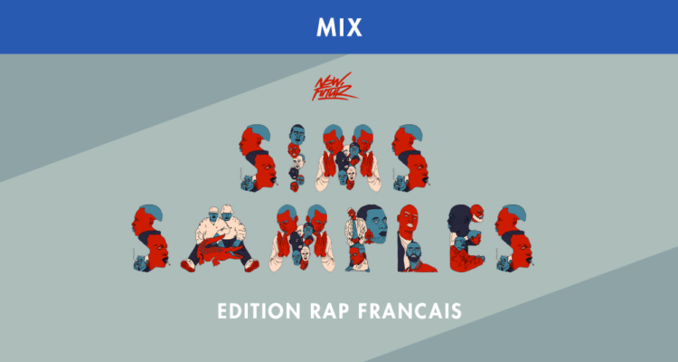 SIMS RESSORT LES SAMPLES DU RAP FRANÇAIS À TRAVERS DEUX MIXTAPES