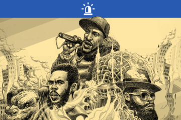 J PERIOD : UNE LIVE MIXTAPE EN SEPTEMBRE AVEC RAKIM, BLACK THOUGHT & PHAROAH MONCHE
