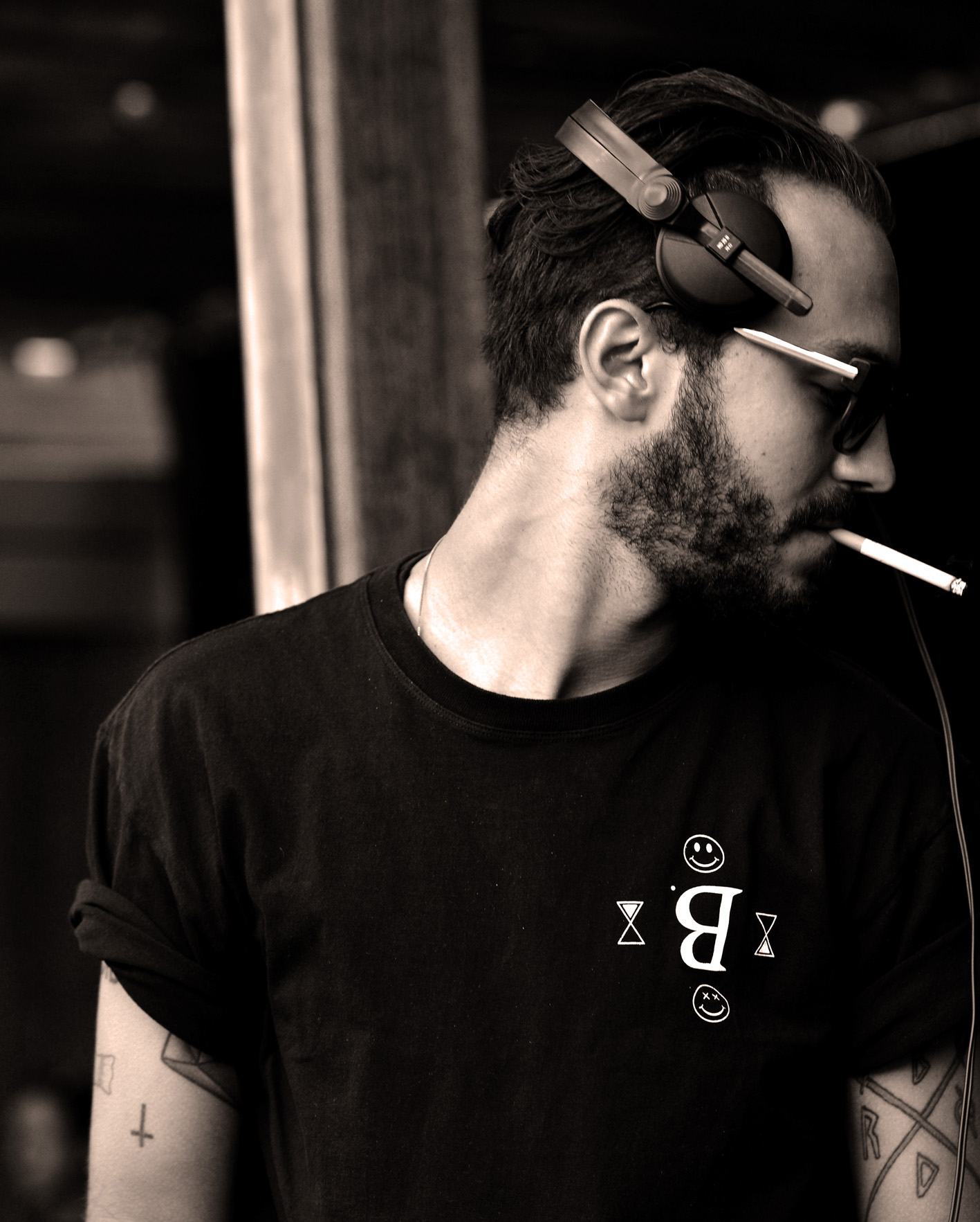 « Make It Bun Dem » : Skrillex ft. Damien Marley remixé par Brodinski