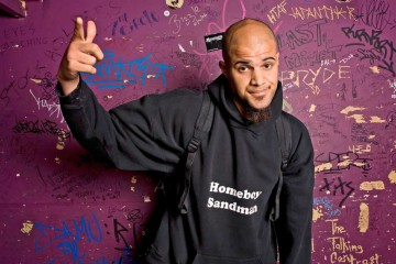 Homeboy Sandman : nouvelle signature hip-hop chez Stones Throw