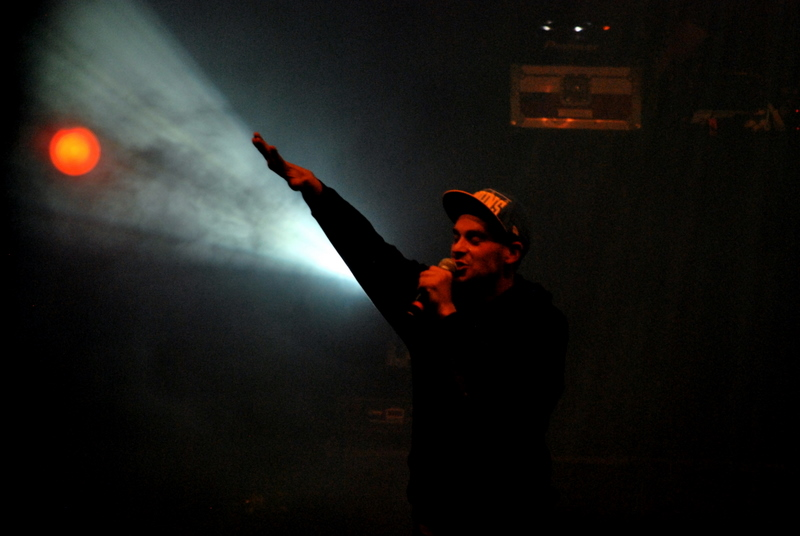 Live Report : « Paris sous les bombes » (Jedi Mind Tricks, GZA & Dilated People)