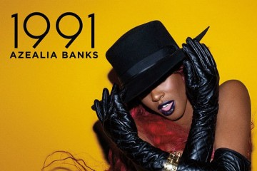 « 1991 » : le premier EP d'Azealia Banks en preview