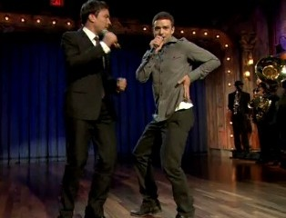 Justin Timberlake and Jimmy Fallon / History of Rap Part 2
