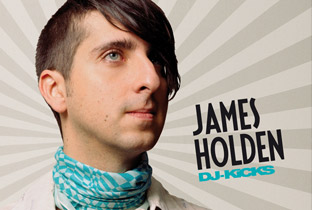 K7! lancent Kode9 et James Holden