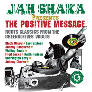 Jah Shaka puise dans le catalogue Greensleeves