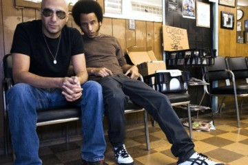 Boots Riley (The Coup) + Tom Morello (Rage Against The Machine) : Street Sweeper Social Club