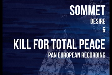 SOMMET + KILL FOR TOTAL PEACE @ LE SCOP CLUB