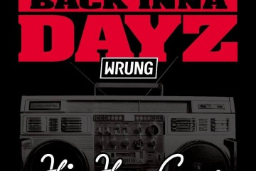 DJ Absurd – Back Inna Dayz (Wrung Sounds)
