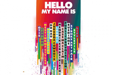 Hello my name is…German Graffiti