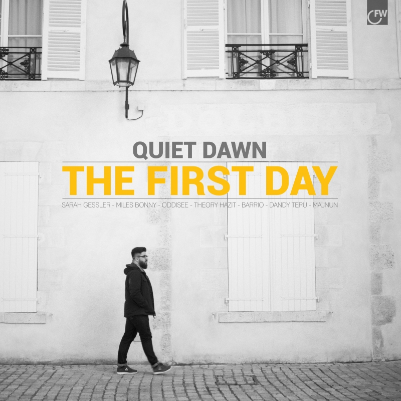 QuietDawn_TheFirstDay_cover