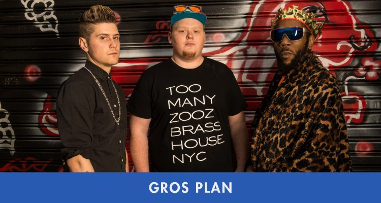 LE BRASSHOUSE DE TOO MANY ZOOZ