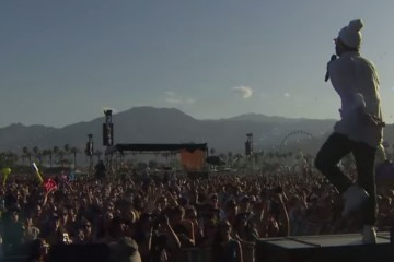 Chet Faker – Gold – Live from Coachella '15