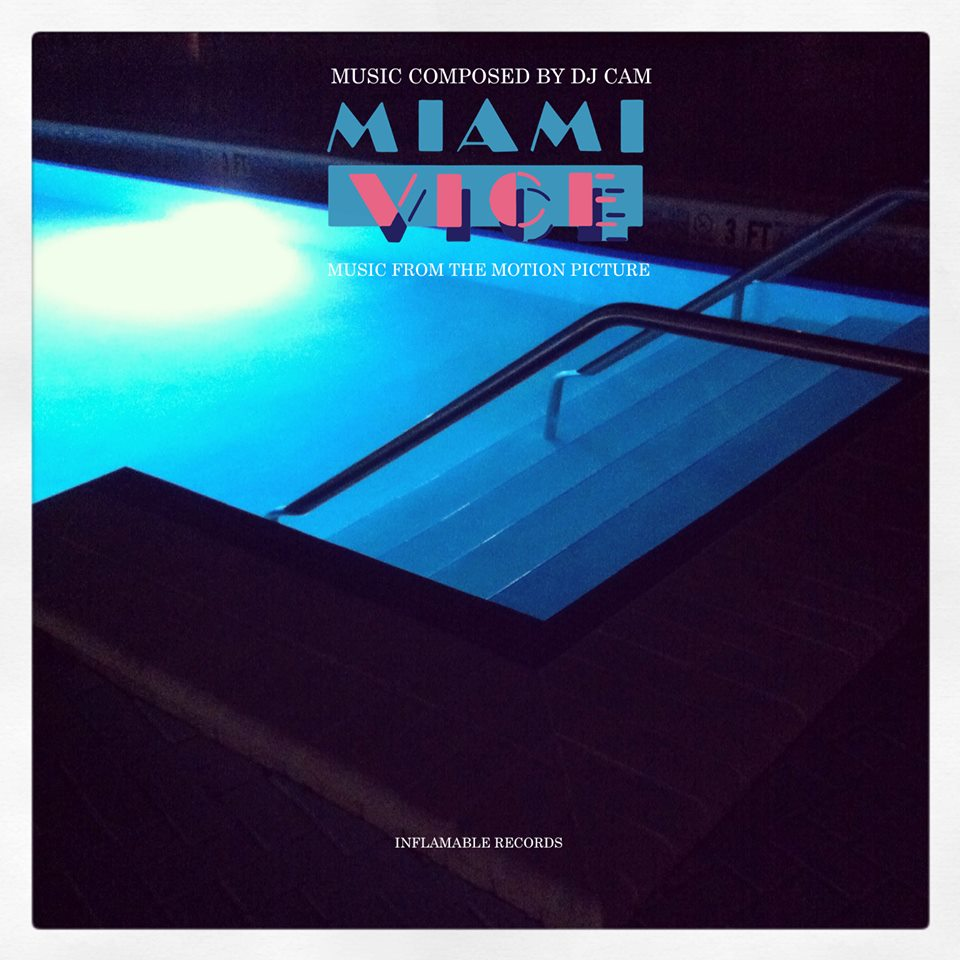 DJ CAM REVISITE MIAMI VICE