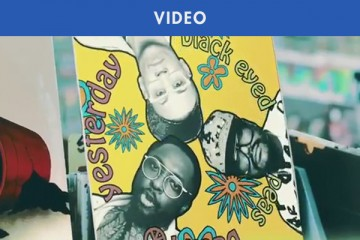 BLACK EYED PEAS : YESTERDAY