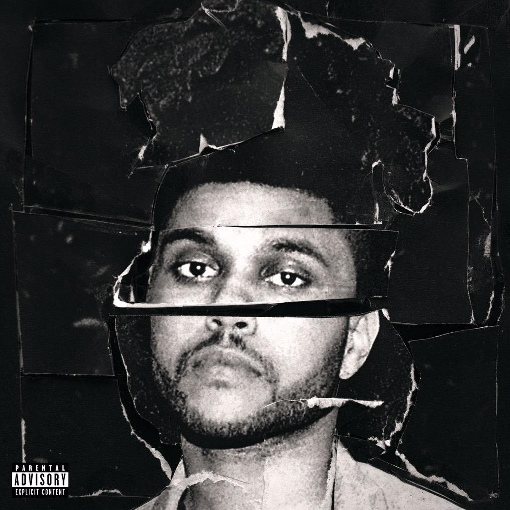 THE WEEKND : CAN'T FEEL MY FACE