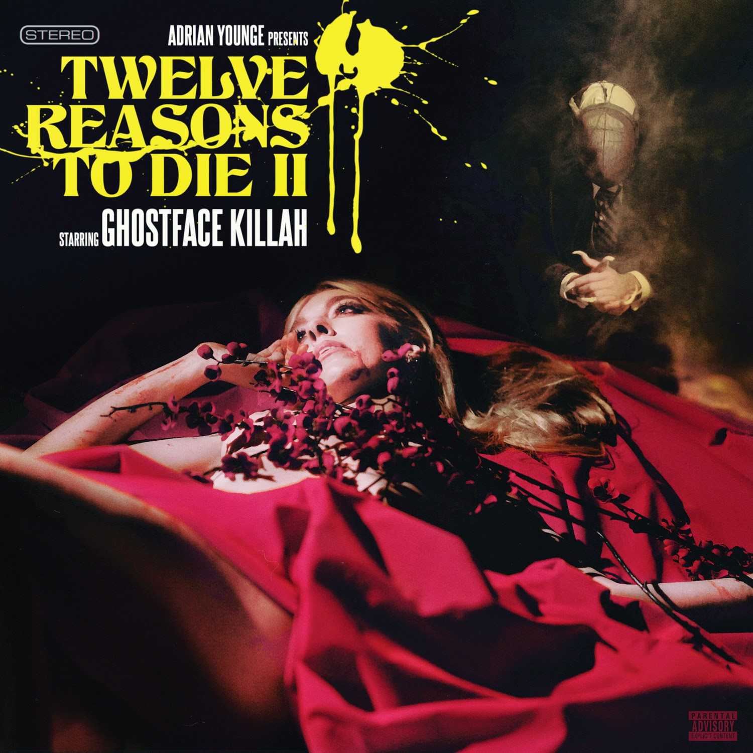 TWELVE REASONS TO DIE II : ADRIAN YOUNGE RESSUSCITE GHOSTFACE KILLAH