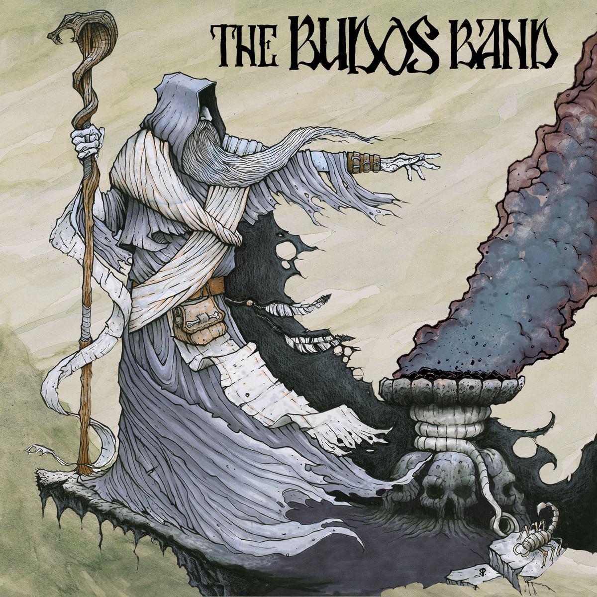 BURNT OFFERING : THE BUDOS IS UPON YOU