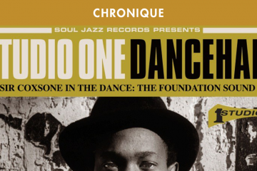 STUDIO ONE DANCEHALL : SIR COXSONE IN THE DANCE