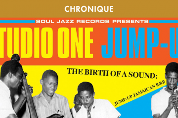 STUDIO ONE JUMP UP : EARLY SOUNDS OF JAMAÏCA