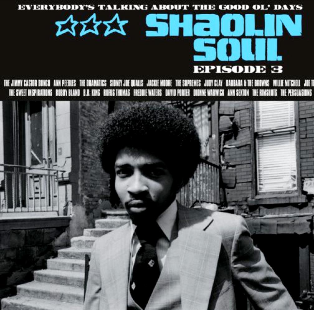 SHAOLIN SOUL EP3 : SOUL 5ÈME DAN