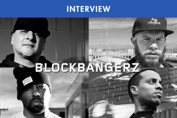 DJ POSKA & THE BLOCKBANGERZ : NEW YORK, NEW YORK