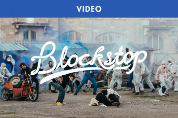 LE CLIP DIRTY HANDS DE BLOCKSTOP EN EXCLUSIVITÉ